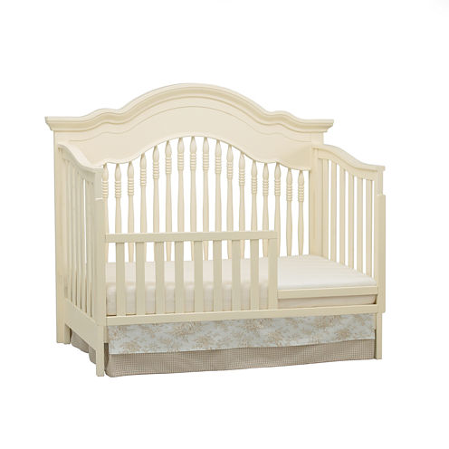 Suite Bebe Toddler Bed Rail - White