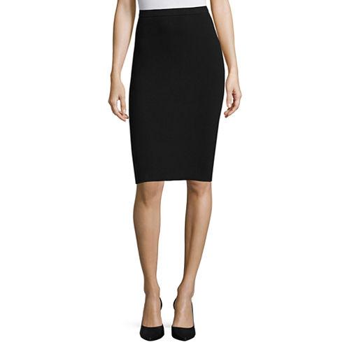 Liz Claiborne® Sweater Skirt