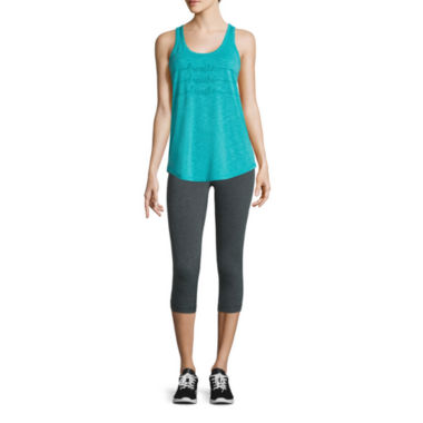 jcpenney.com | Xersion™ Studio Graphic Tank Top or Cotton Capris