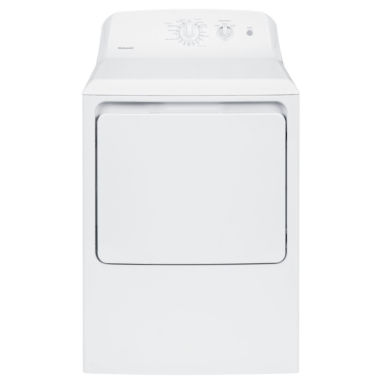 jcpenney.com | Hotpoint® 6.2 cu. ft. Capacity Aluminized Alloy Electric Dryer