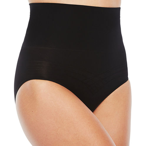 Carnival Seamless Mid Waist Control Brief Firm Control Control Briefs - 801