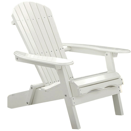 Northbeam Simple Acacia Adirondack Chair