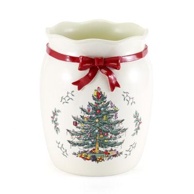 Avanti Spode Christmas Tree Waste Basket