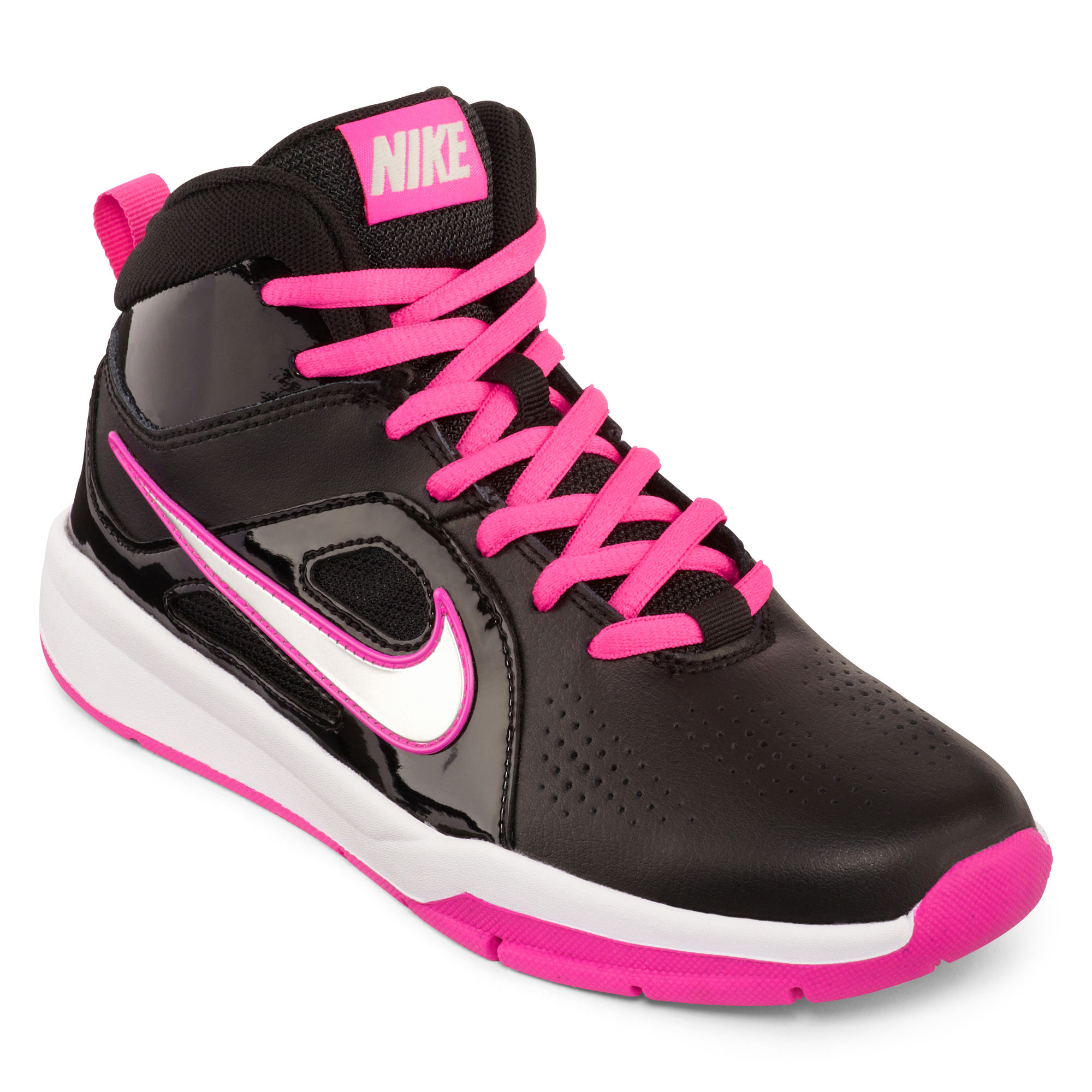 nike youth basketball shoes girls