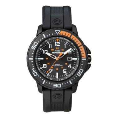 jcpenney.com | Timex® Expedition Mens Black Resin Strap Watch