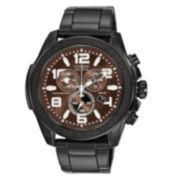 Drive from Citizen® Eco-Drive™ WDR Mens Black Chronograph Watch AT2275-56X