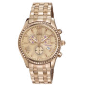 Drive from Citizen® Eco-Drive® AML Womens Rose-Tone Boyfriend Watch FB1363-56Q
