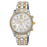 Drive from Citizen® Eco-Drive® AML Womens Two-Tone Boyfriend Watch FB1364-53A