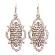 telio! by Doris Panos Silver-Tone Precious Nest Earrings