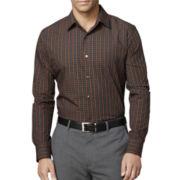 Van Heusen® Night Stripes Woven Shirt