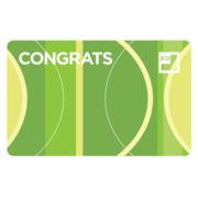 $100 Congrats Gift Card