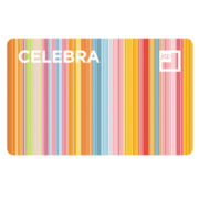 $10 Celebra Gift Card