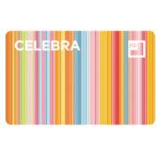 $100 Celebra Gift Card