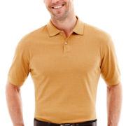 Haggar® Mini-Box Polo Shirt