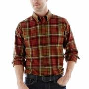 St. John's Bay® Flannel Shirt