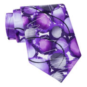 J. Garcia™ Courtyard Performance Silk Tie