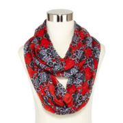 Red Skull Scarf