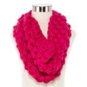 Mixit™ Textured Cowl Scarf