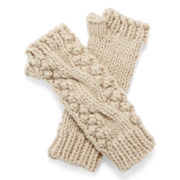 Mixit™ Cable Knit Arm Warmers