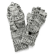 Mixit™ Cable Knit Popover Gloves