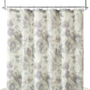 Liz Claiborne® Watermark Shower Curtain
