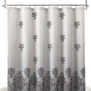 Royal Velvet® Crescent Shower Curtain