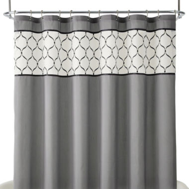 jcpenney.com | Royal Velvet® Kaler Shower Curtain