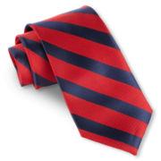 IZOD® Able Striped Tie - Boys