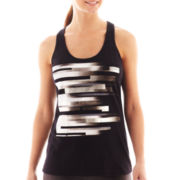 Xersion™ Graphic Racerback Tank Top
