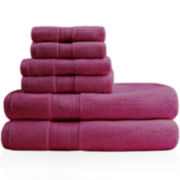 Clay Cotton Thick & Thirsty 6-pc. Bath Towel Set