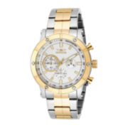 Invicta® Mens Two-Tone Stainless Steel Chronograph Sport Watch 18164