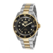 Invicta® Pro Diver Mens Two-Tone Stainless Steel Automatic Watch 8927OB