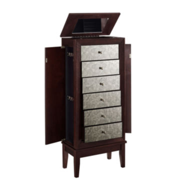 jcpenney.com | Antique Mirrored Jewelry Armoire