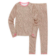 Cuddl Duds® Long-Sleeve Tee and Leggings - Girls 7-16