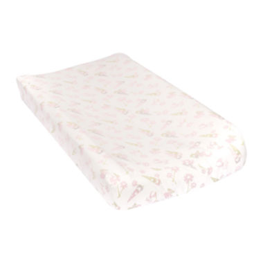jcpenney.com | Trend Lab® Garden Gnome Flannel Changing Pad Cover