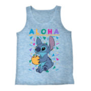 Disney Lilo & Stitch Aloha Tank Top
