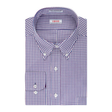 jcpenney.com | IZOD® Button-Down Dress Shirt - Big & Tall