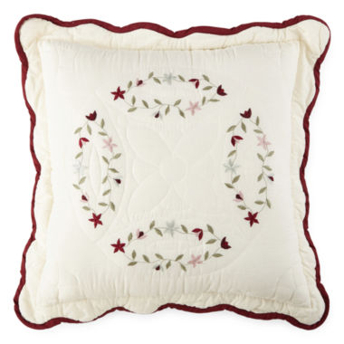jcpenney.com | Home Expressions Hope Chest Square Decorative Pillow