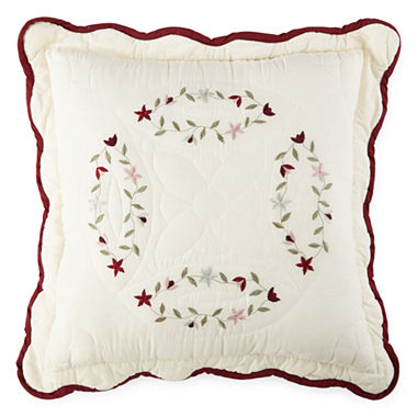 Hope Decorative Pillow : Home Expressions Hope Chest Square Decorative Pillow - JCPenney