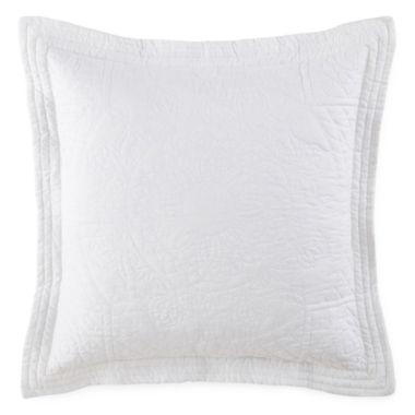 jcpenney.com | Home Expressions™ Emma Square Decorative Pillow