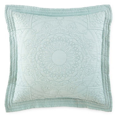 Jcpenney Decorative Throw Pillows : Home Expressions Emma Square Decorative Pillow - JCPenney