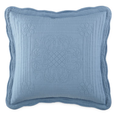 jcpenney.com | Home Expressions™ Everly Euro Sham