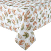 Bardwil Harvest Leaf Tablecloth