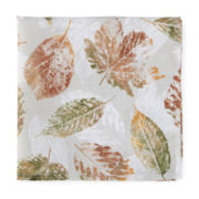 Bardwil Set of 4 Harvest Leaf Napkins