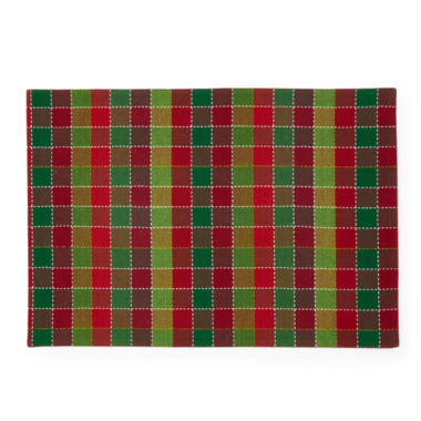 jcpenney.com | Buffalo Check Set of 4 Placemats