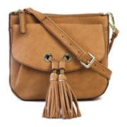 Liz Claiborne® Leanne Crossbody Bag