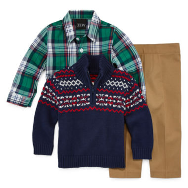 jcpenney.com | TFW Pant Set Baby Boys