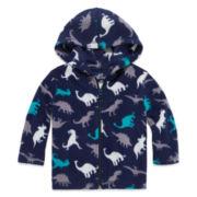 Okie Dokie Quarter-Zip Pullover - Baby