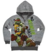 Teenage Mutant Ninja Turtles Fleece Hoodie - Preschool Boys 4-7