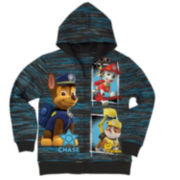 Paw Patrol Fleece Hoodie - Preschool Boys 4-7